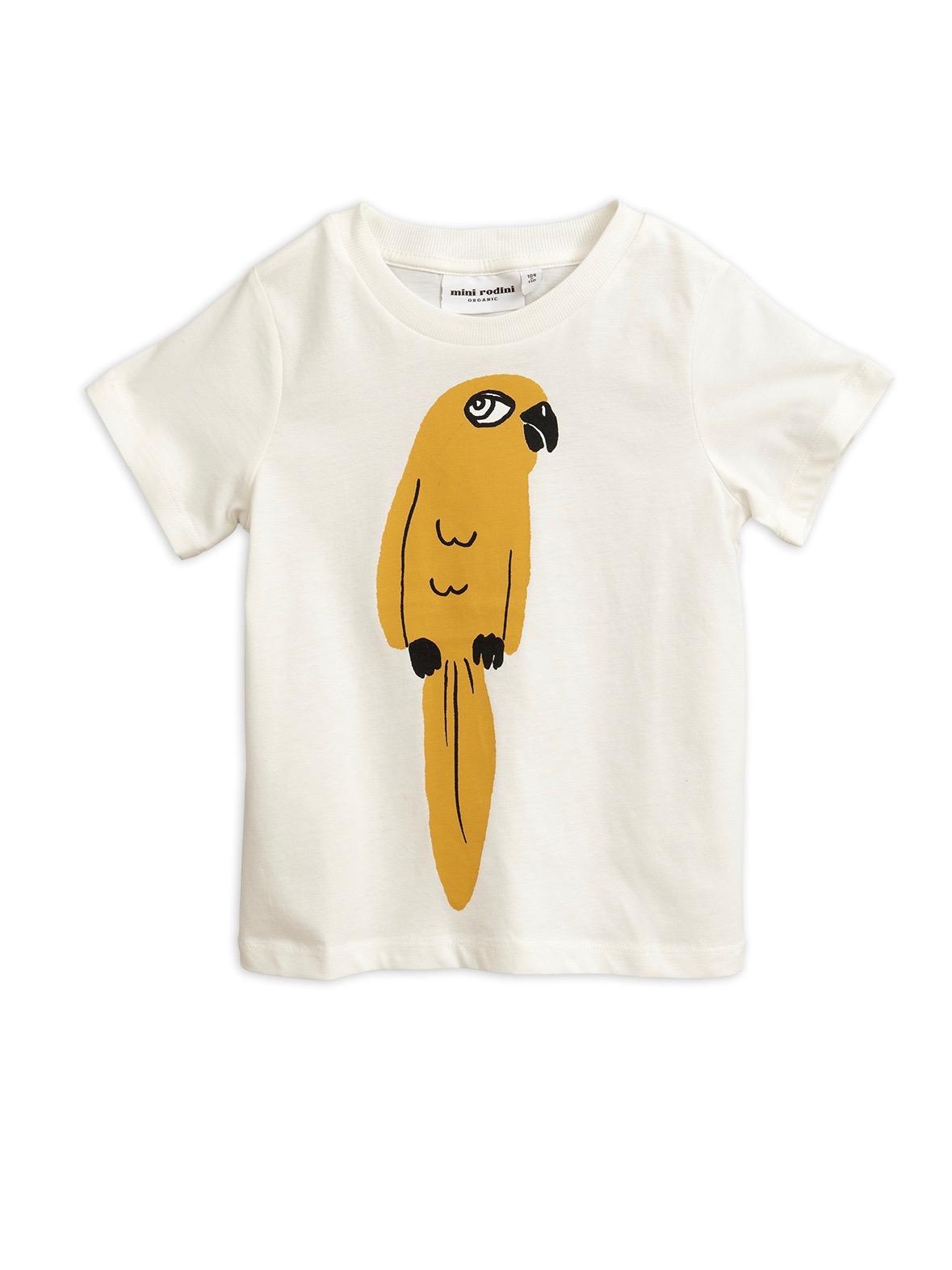 5d9624208 Home / New Arrivals / Kids / Parrot T-shirt