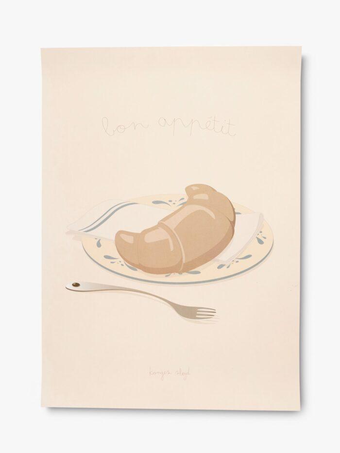 Konges Sløjd Bon Appetit Poster 1