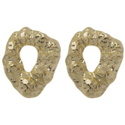 WOS Sol Earrings Gold 1