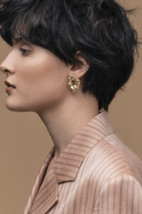 WOS Sol Earrings Gold 2
