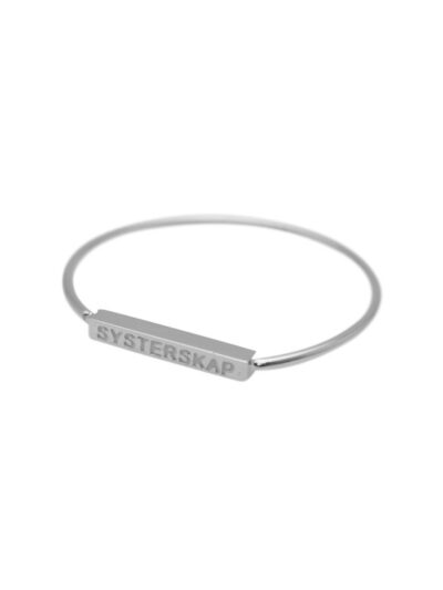 WOS Systerskap Ring Silver 1