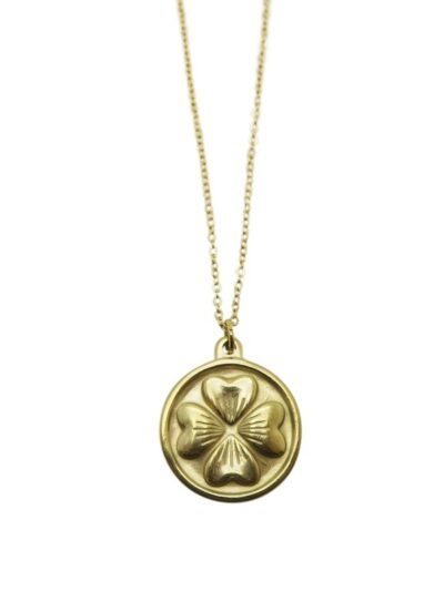 WOS Tur Necklace Gold 1