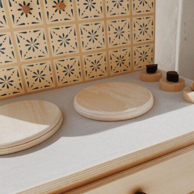 Konges Sløjd Wooden Table Kitchen 4