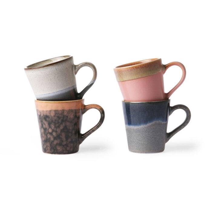 70's Espresso mug